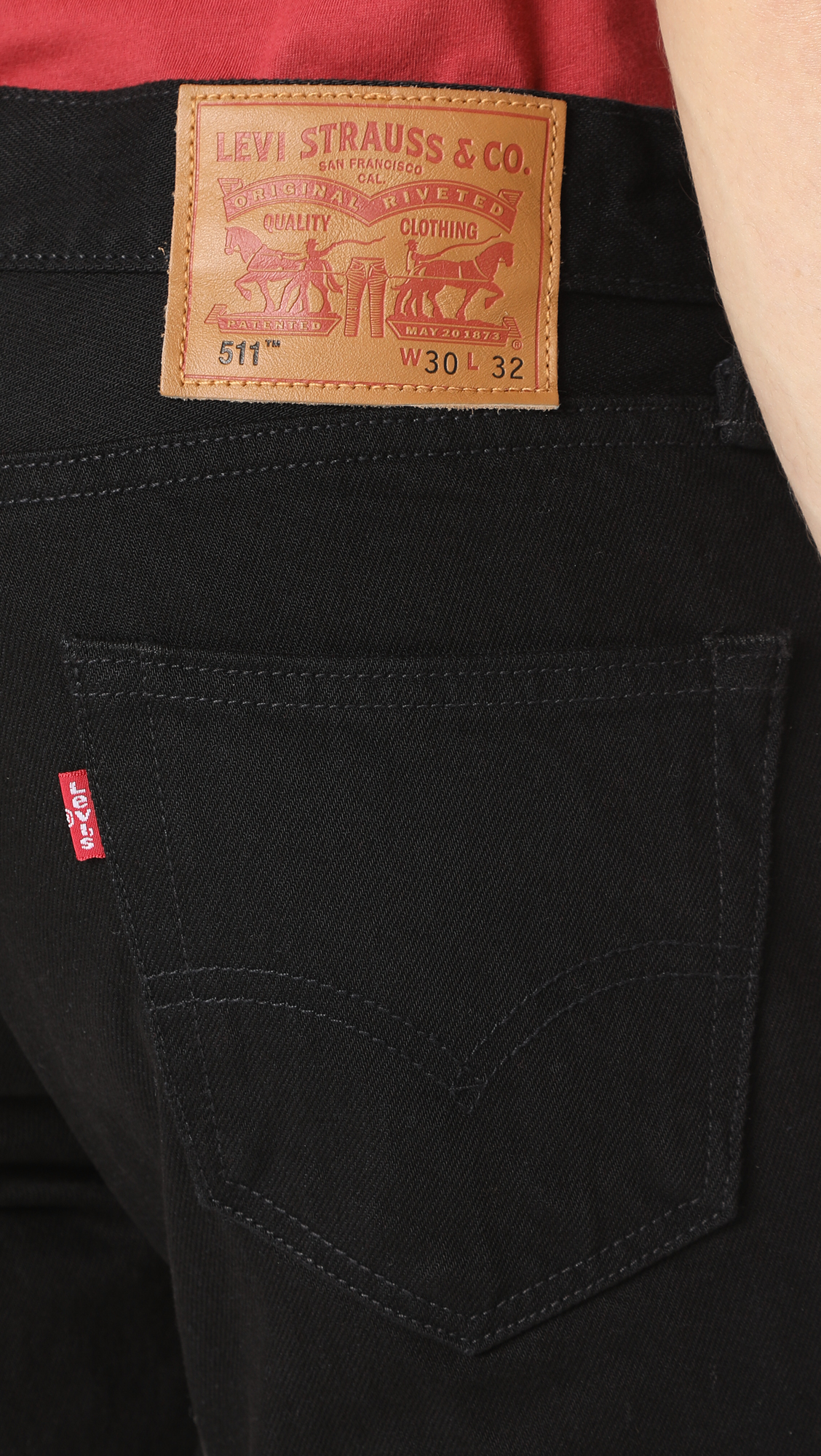 077326631c4a83 Levi's 511 Made in the USA Slim Fit Jeans | EAST DANE