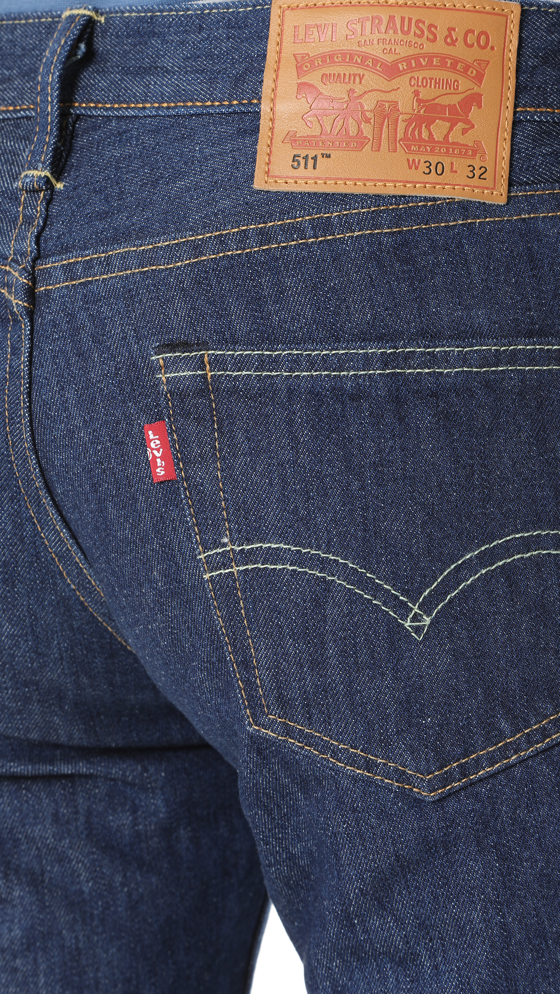 077326631c4a83 Levi's 511 Made in the USA Slim Fit Jeans   EAST DANE