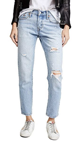 501 TAPERED JEANS