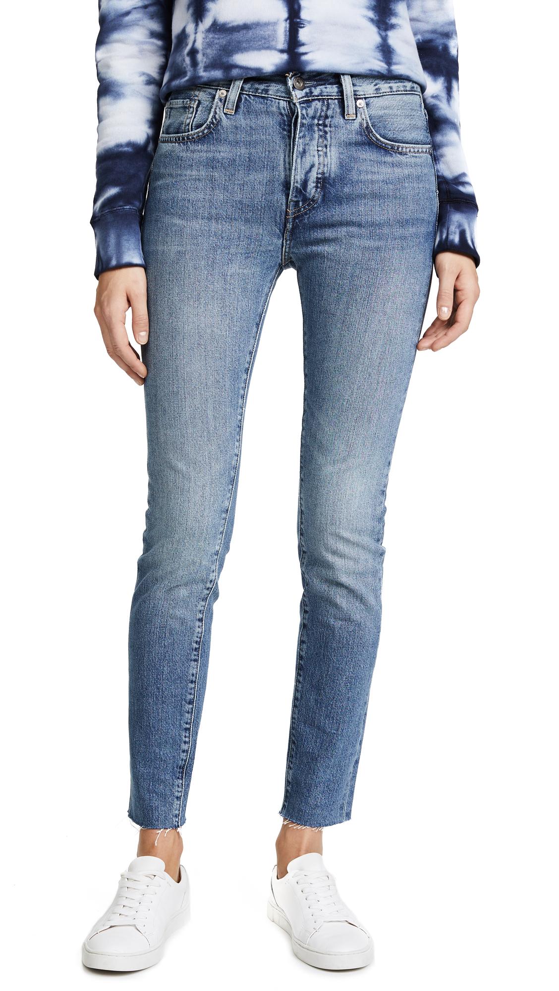 Levis LMC x SHOPBOP Slim Straight Jeans - J-Bay
