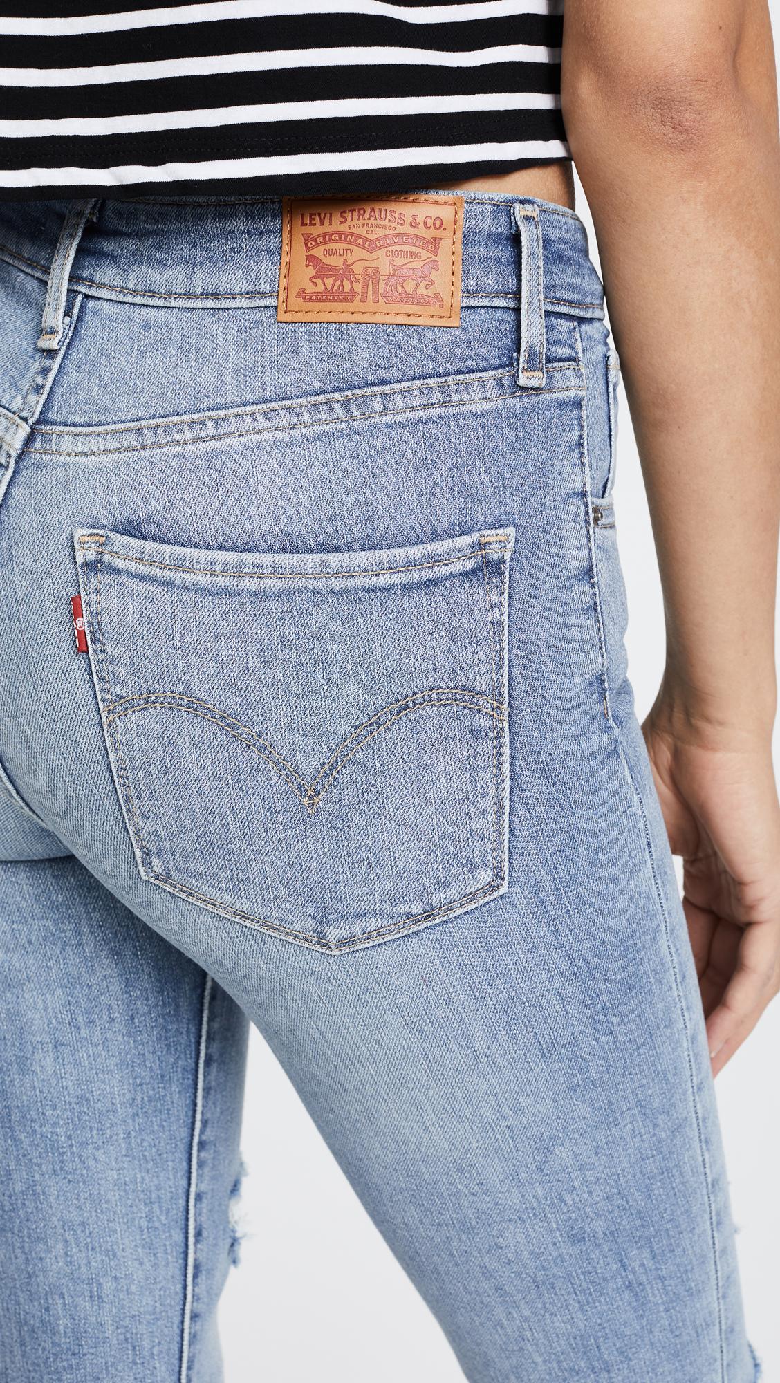 721 Rise Levi's High Skinny JeansShopbop 5L34ARjqc