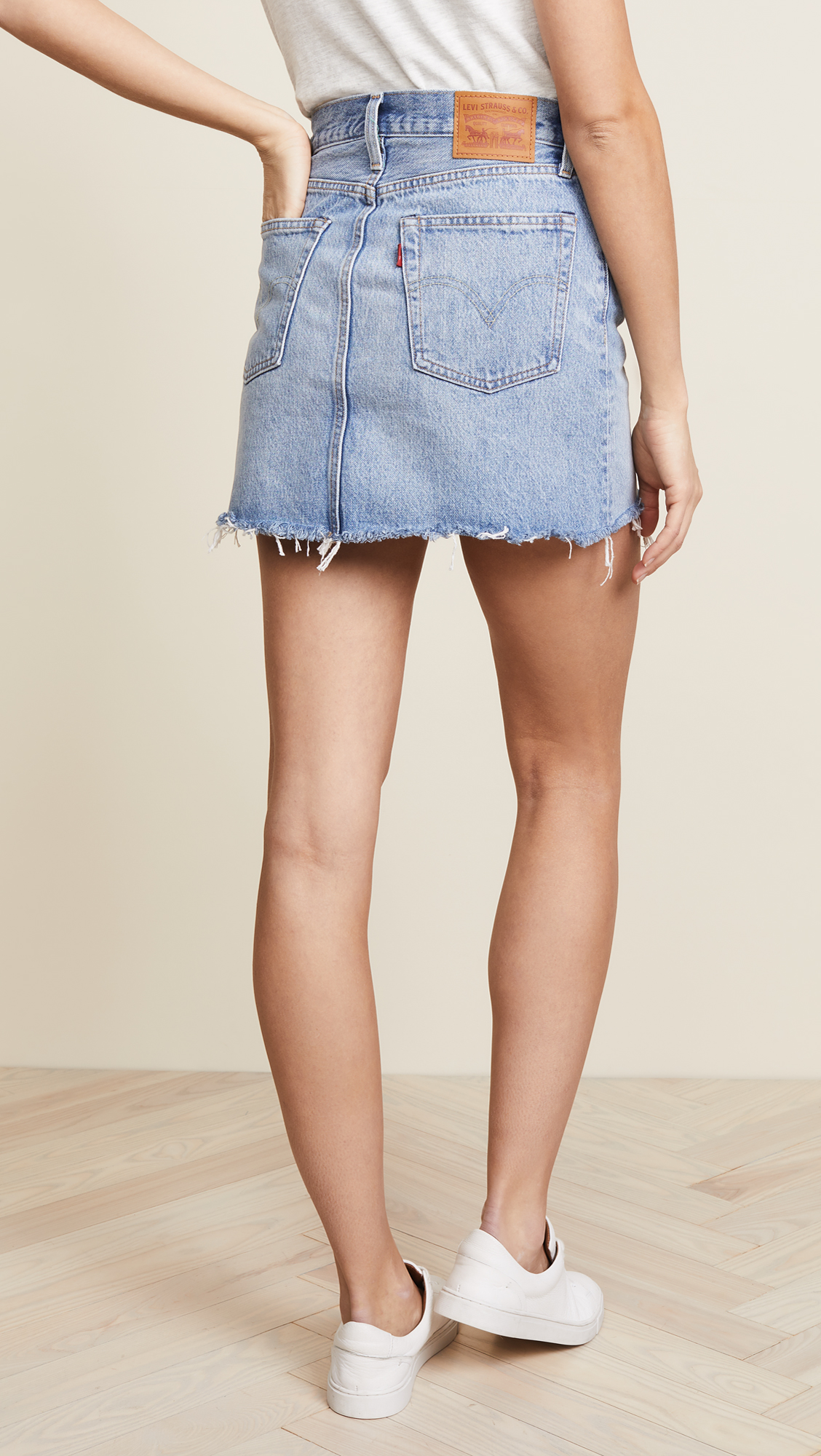 05c770387 Levi's Deconstructed Skirt | SHOPBOP