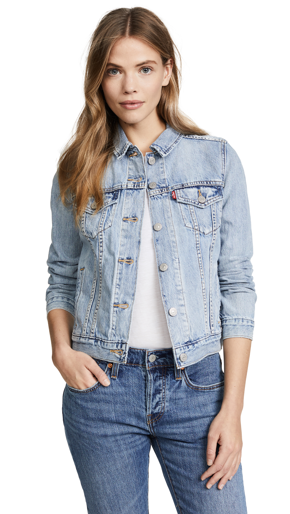 Photo of Levi's The Original Trucker Jacket online jackets sales