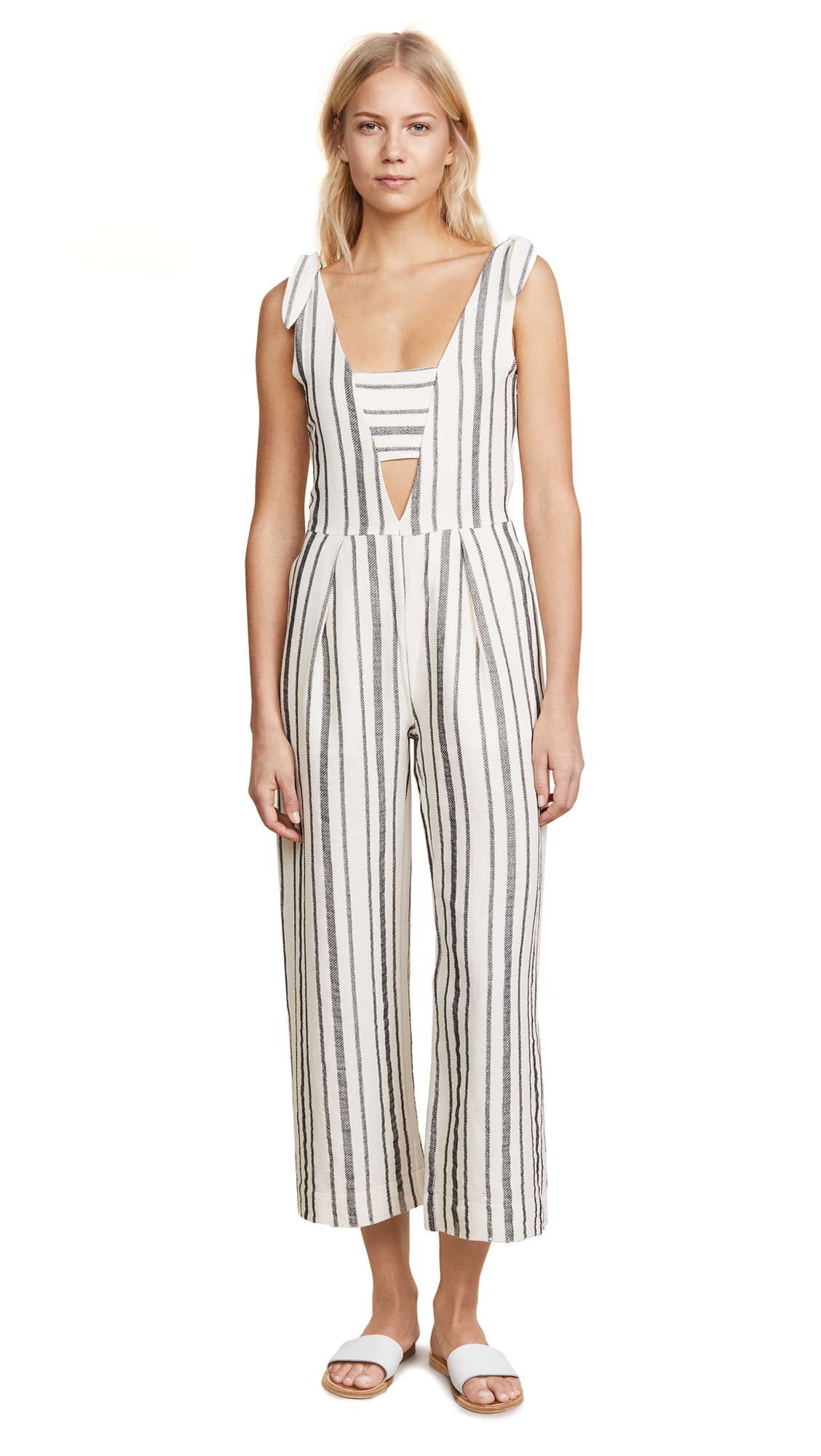 Levi's LMC Beach Stripe Jumpsuit