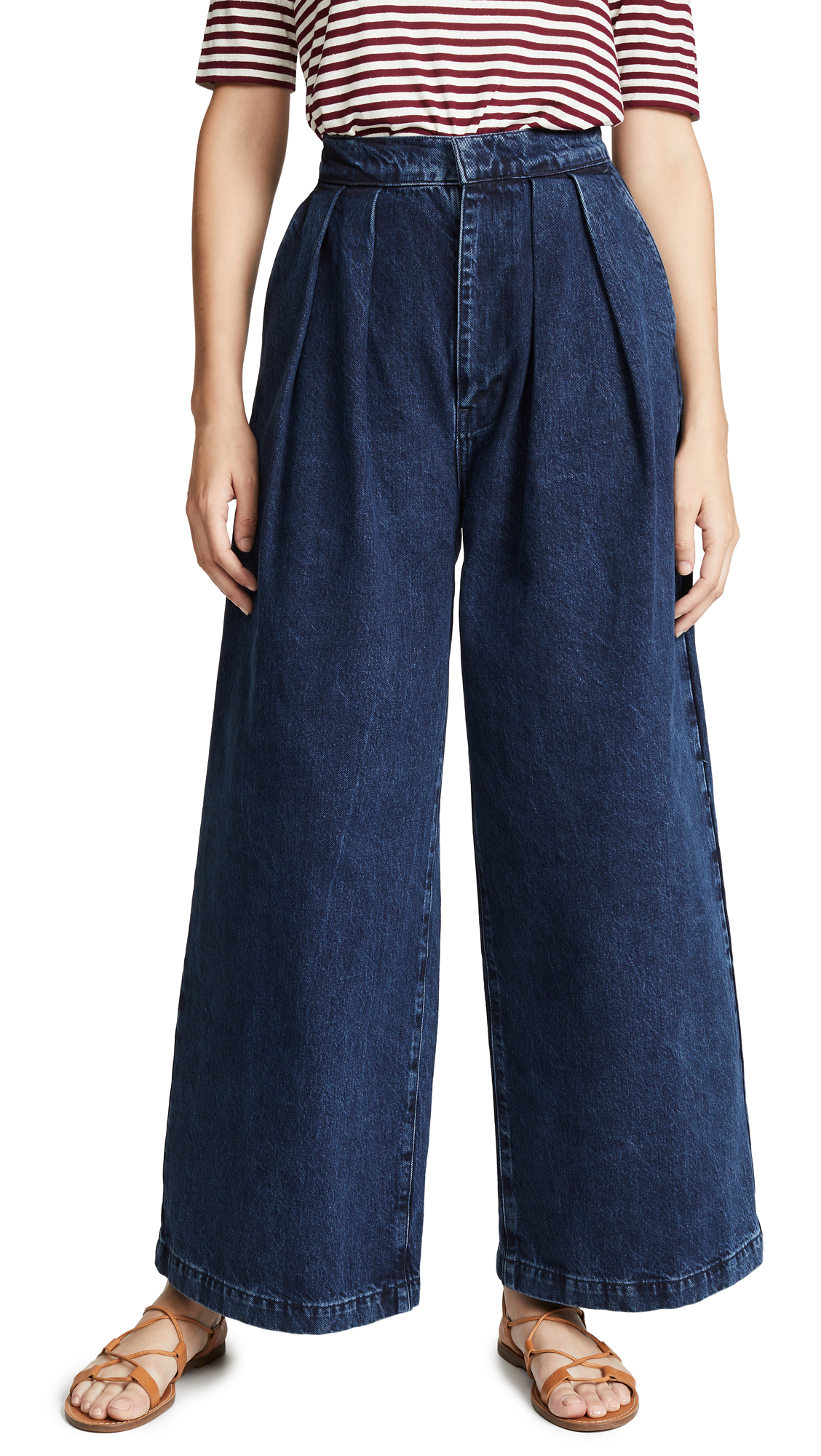 Levis Made & Crafted Passenger Jeans - Gypsy Night