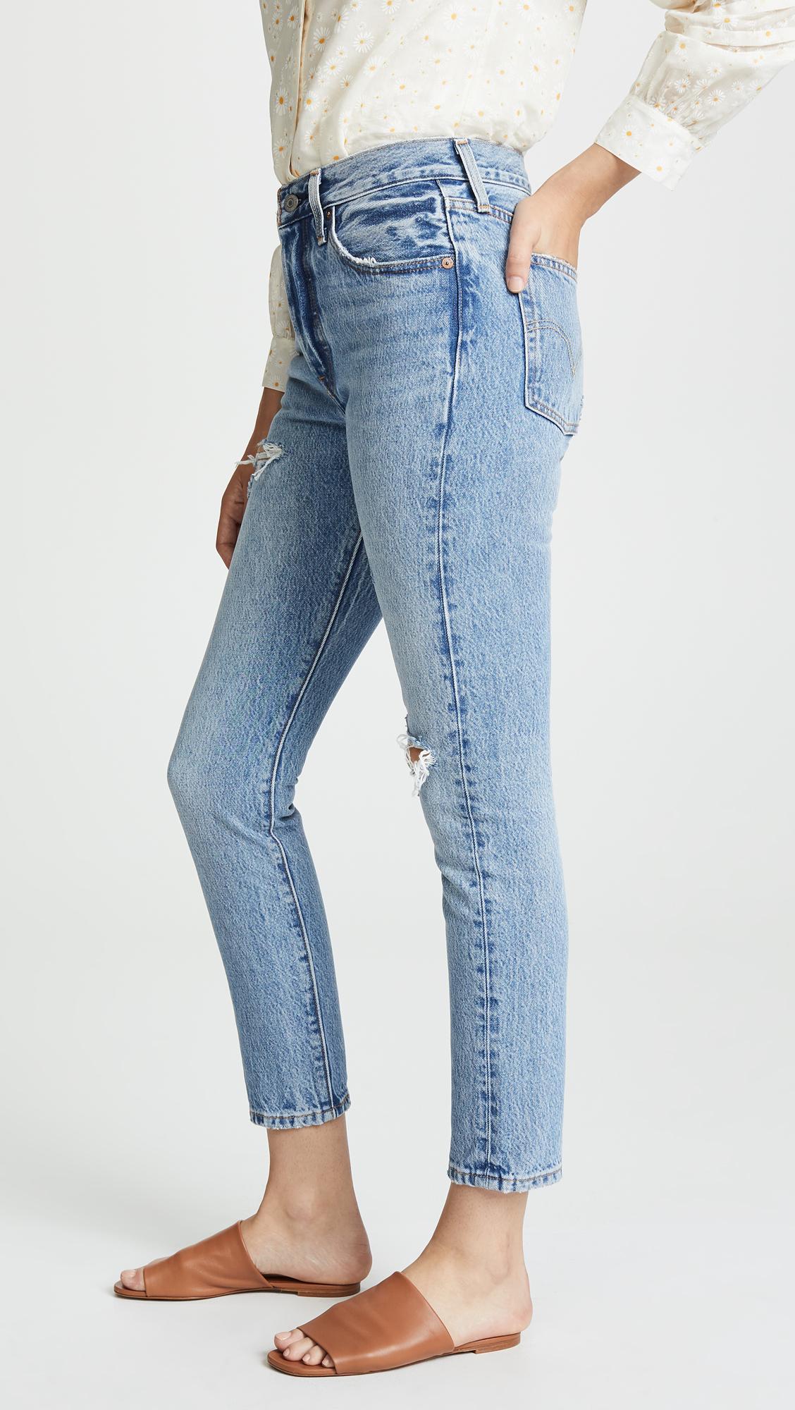 8715375f1de Levi's 501 Skinny Jeans | SHOPBOP