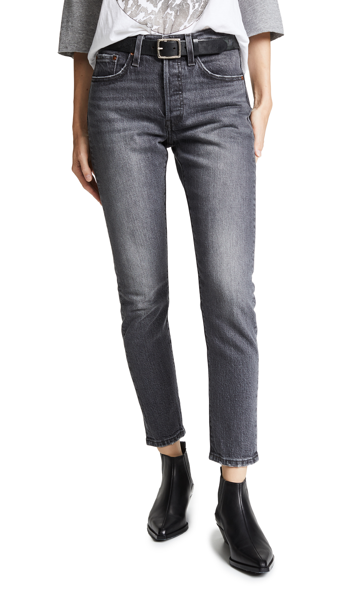 Buy Levi's online - photo of Levi's 501 Stretch Skinny Jeans