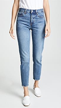f45046745d18c On-Trend Levis High Waisted Jeans