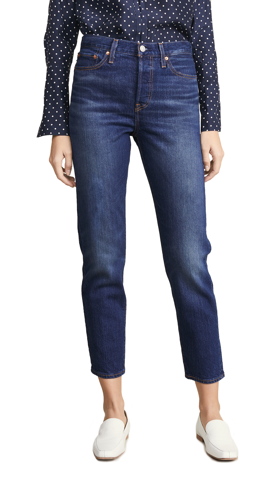Buy Levi's online - photo of Levi's Wedgie Icon Fit Jeans