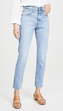aa25ff636e4c Levi's. 501 Skinny Jeans