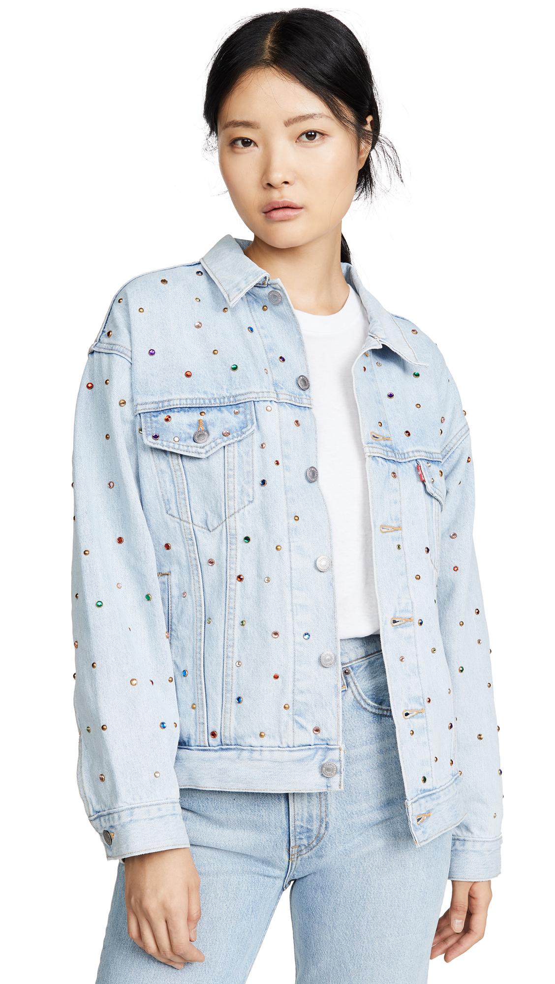 Buy Levi's online - photo of Levi's Dad Trucker Jacket