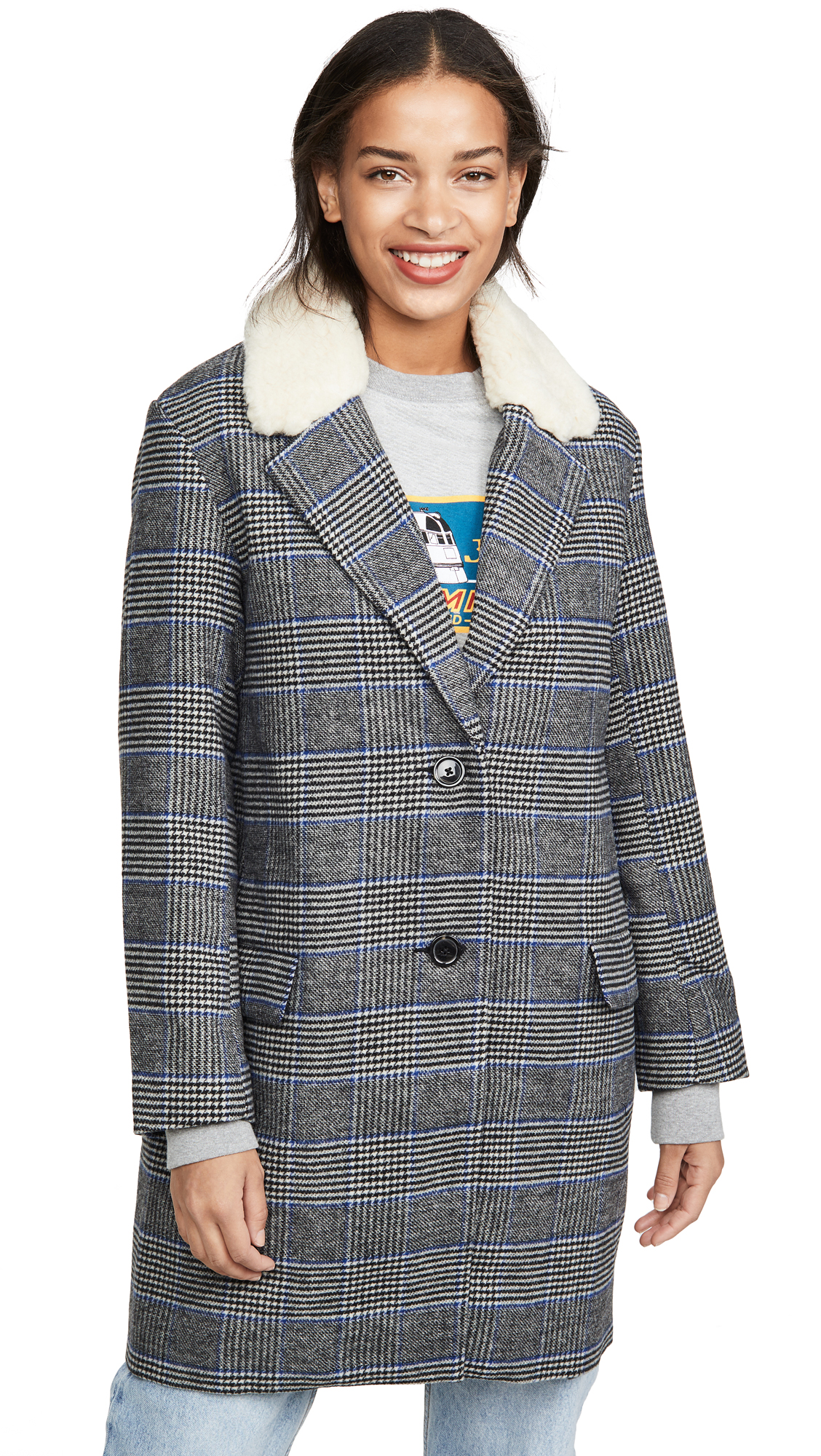 Buy Levi's online - photo of Levi's Amaya Coat