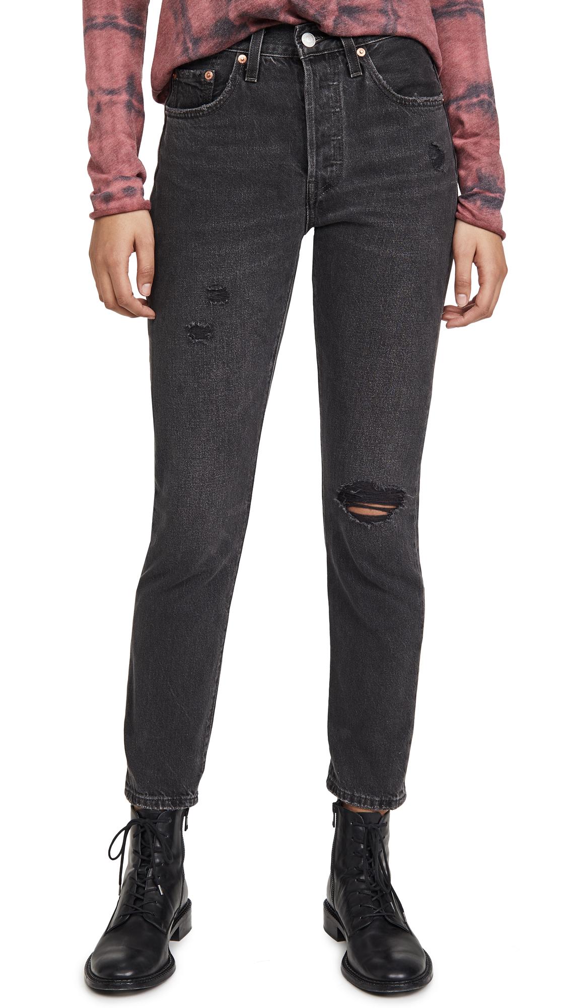 Buy Levi's online - photo of Levi's 501 Skinny Jeans