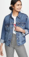 Levi's Ex-Boyfriend Trucker Jacket