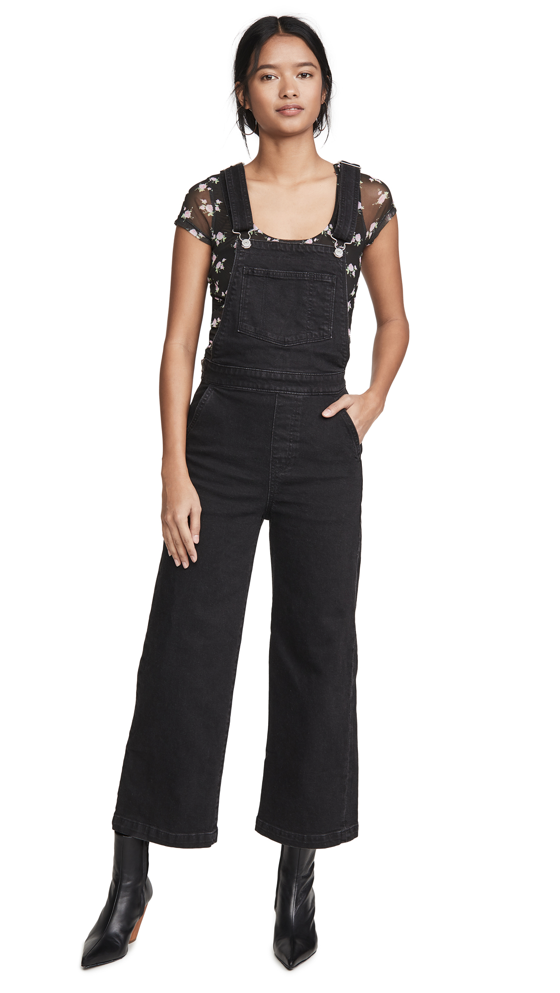 Buy Levi's online - photo of Levi's Wide Leg Overalls