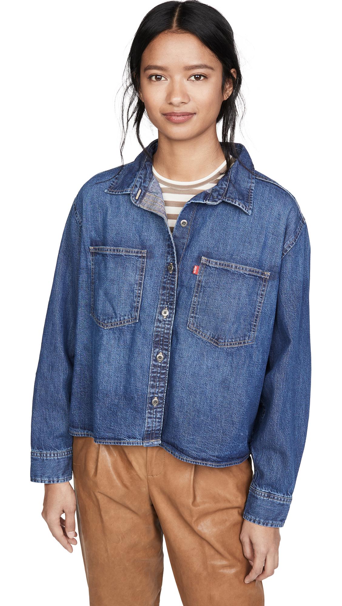 Buy Levi's online - photo of Levi's Gracie Shirt
