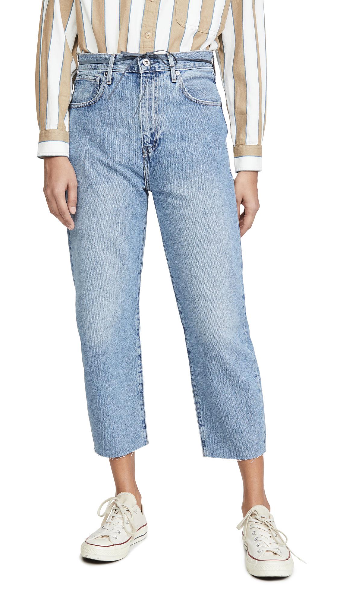 Levis Lmc Barrel Jeans - Palm Blues