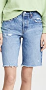 Levi's 501 及膝短裤