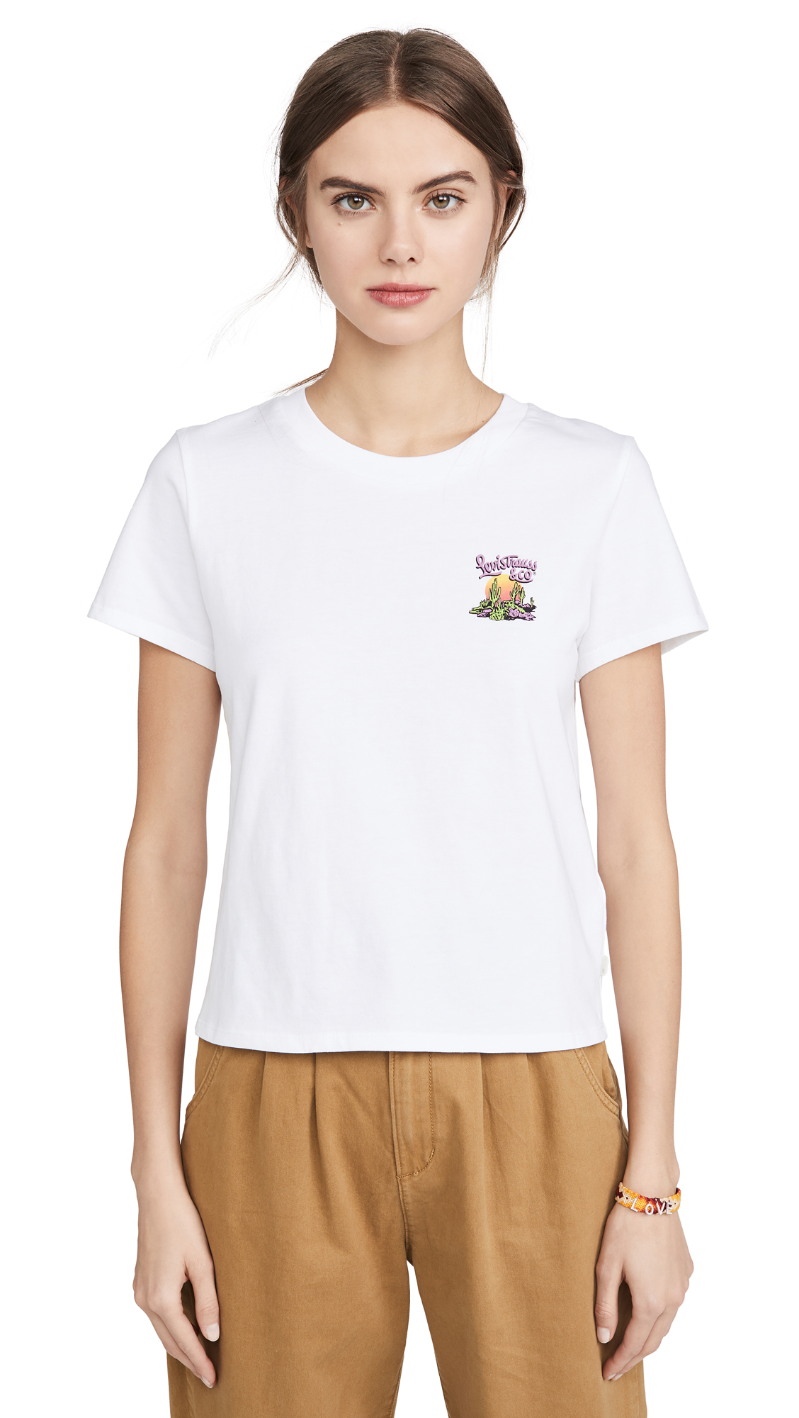 Buy Levi's online - photo of Levi's Graphic Surf Tee