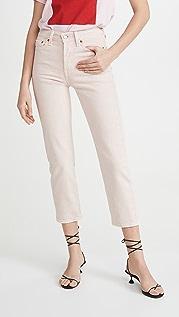 Levi's Wedgie Straight Slacker Jeans