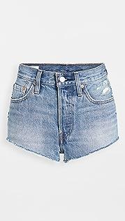 Levi's 501 Tiny 短裤