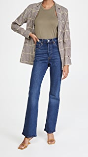 Levi's Ribcage Boot Jeans