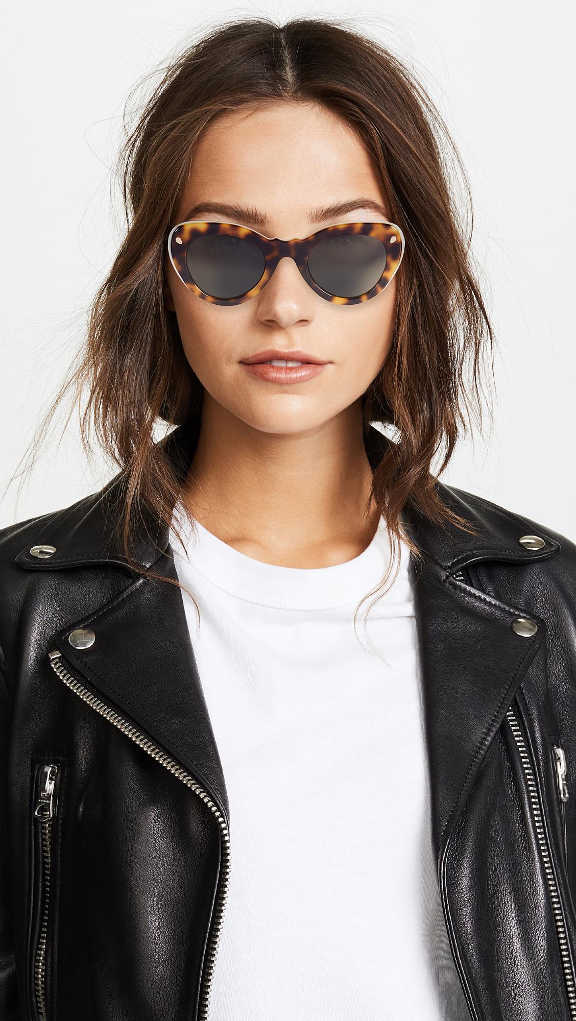 c1112fe363 Lucy Folk Wingspan Sunglasses