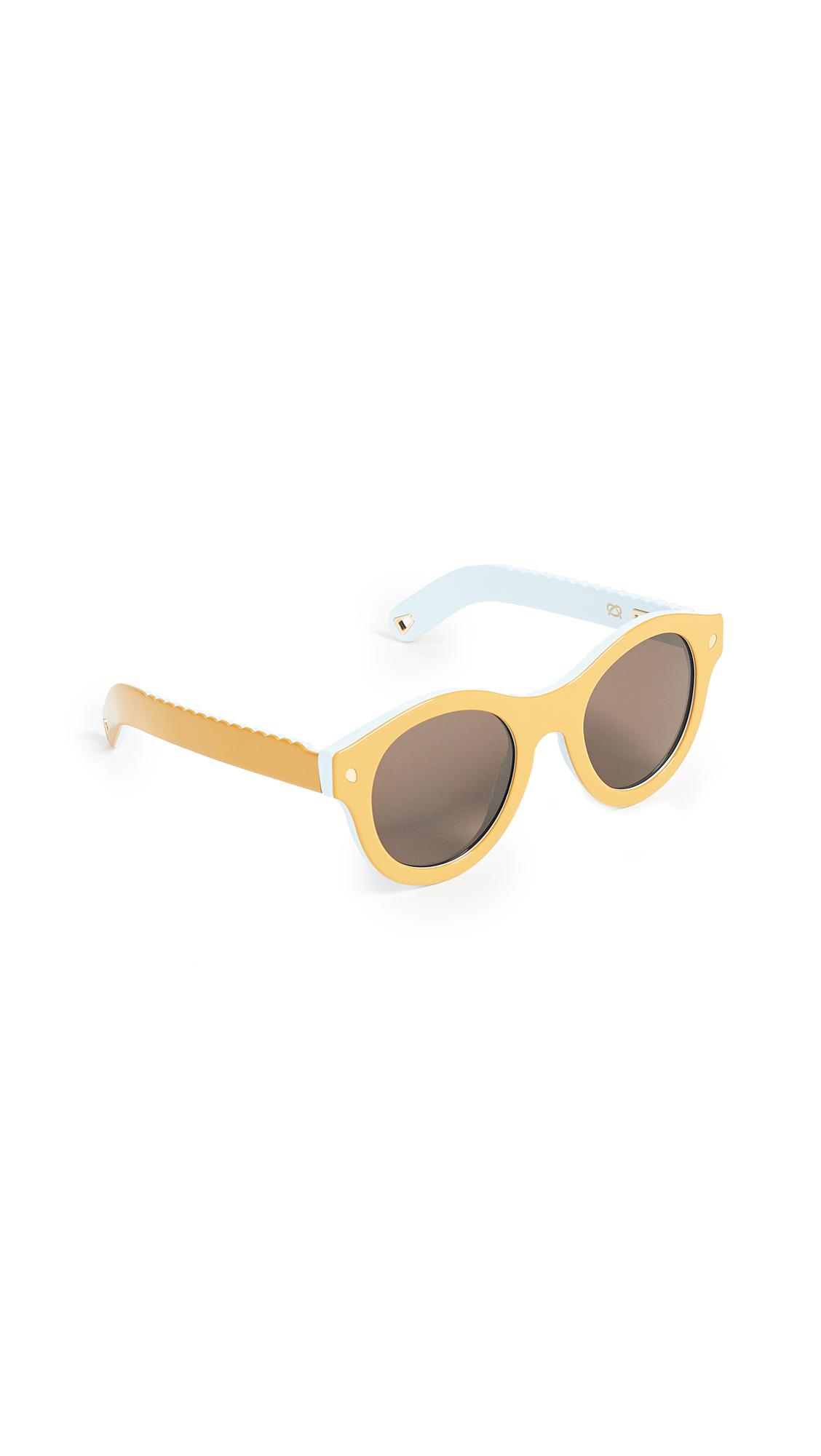 f1160434a6 Lucy Folk Grand   Sweet Sunglasses In Tumeric