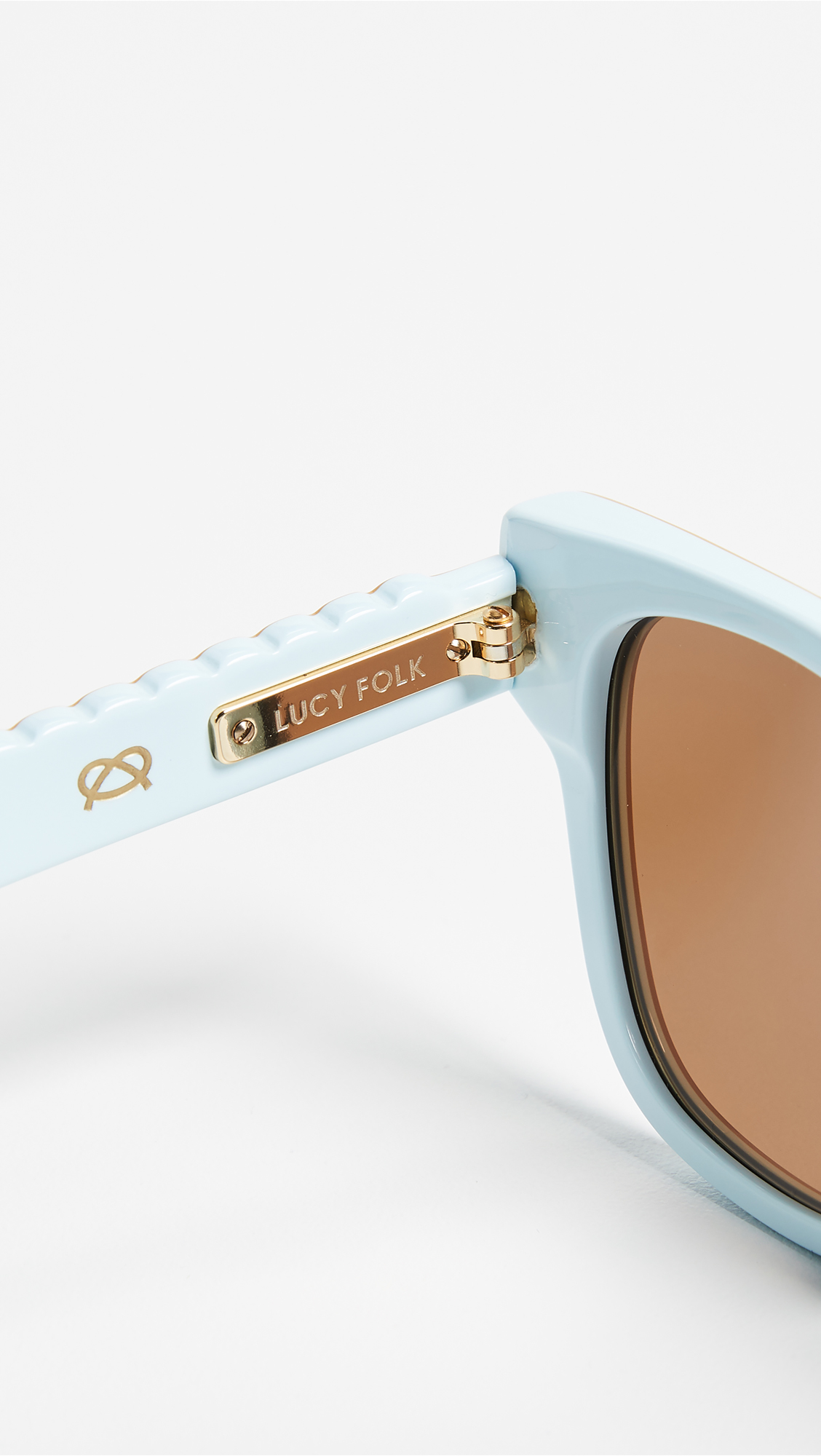 3514e210a1 Lucy Folk Diving for Gold Sunglasses