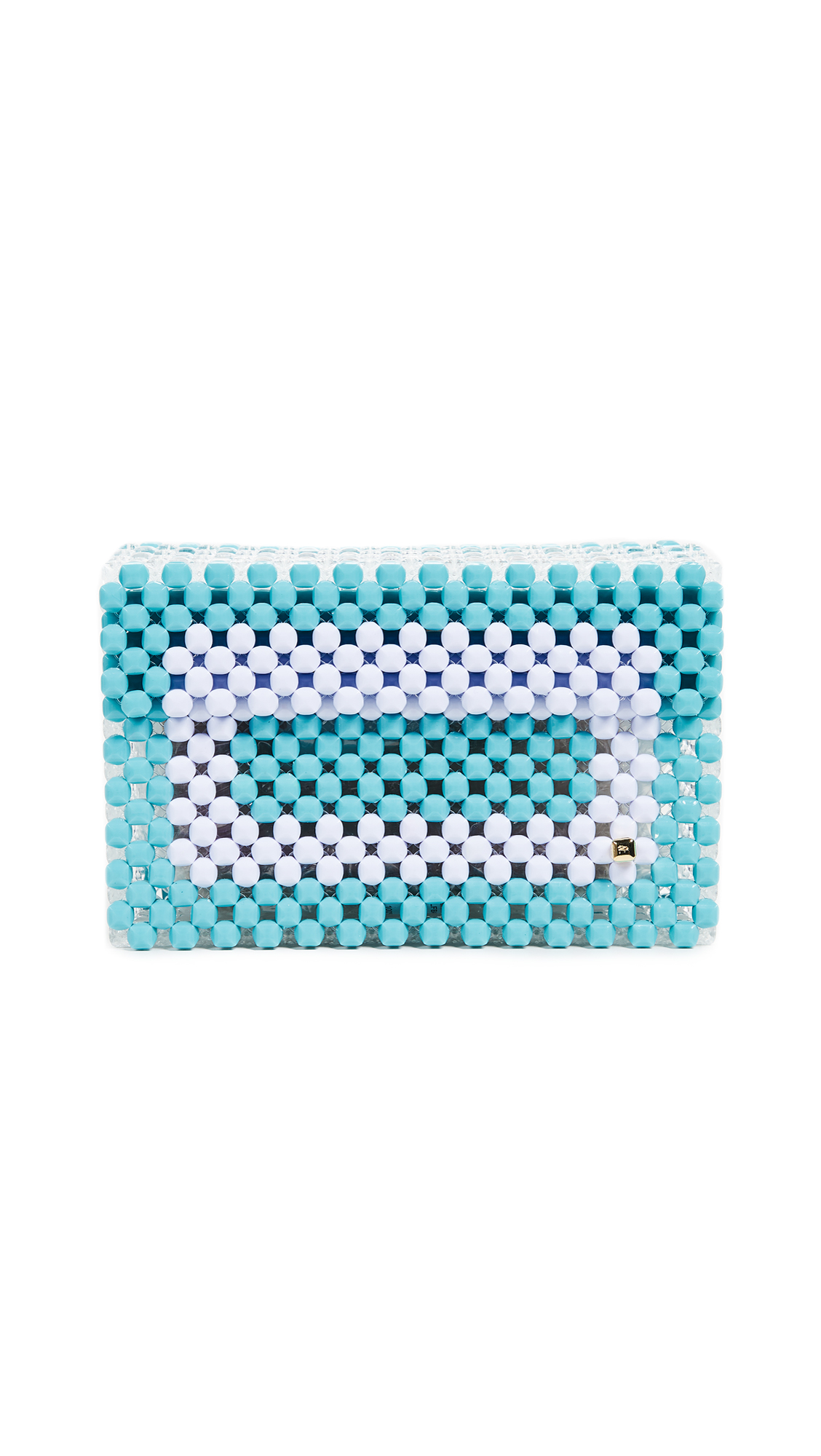 Lucy Folk Imperial Mini Cocktail Clutch