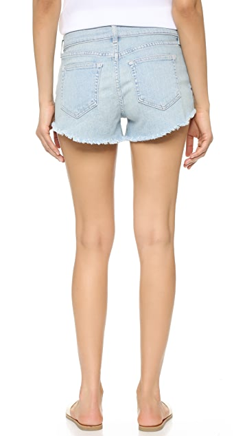 L'AGENCE The Perfect Fit Shorts