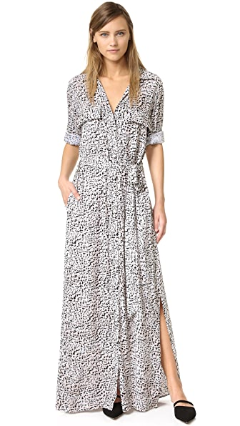 L'AGENCE Alani Shirtdress