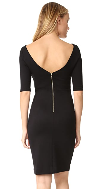 L'AGENCE Roux Zip Back Dress