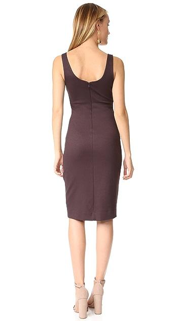 L'AGENCE Roxanne Perfect Tank Dress