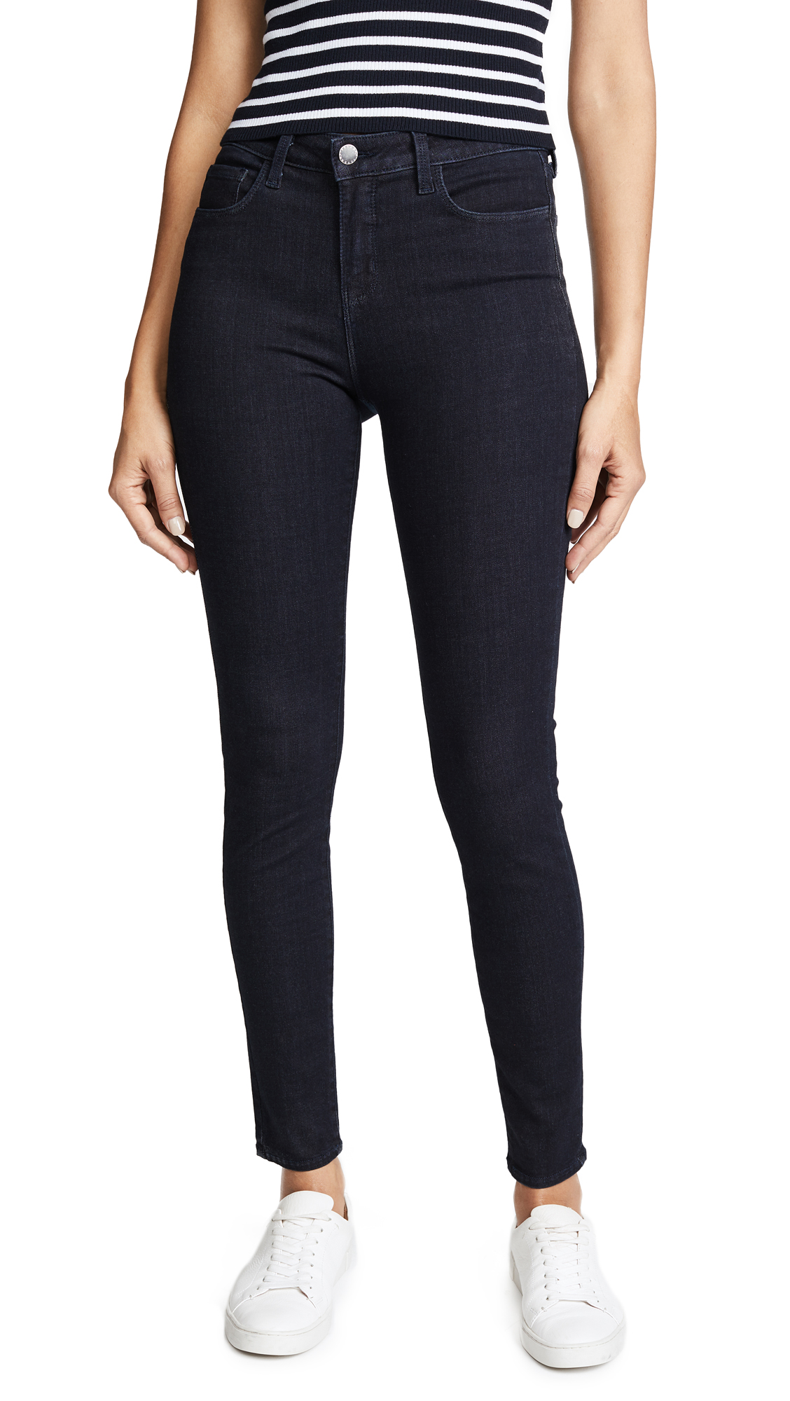 Buy L'AGENCE online - photo of L'AGENCE Marguerite High Rise Skinny Jeans