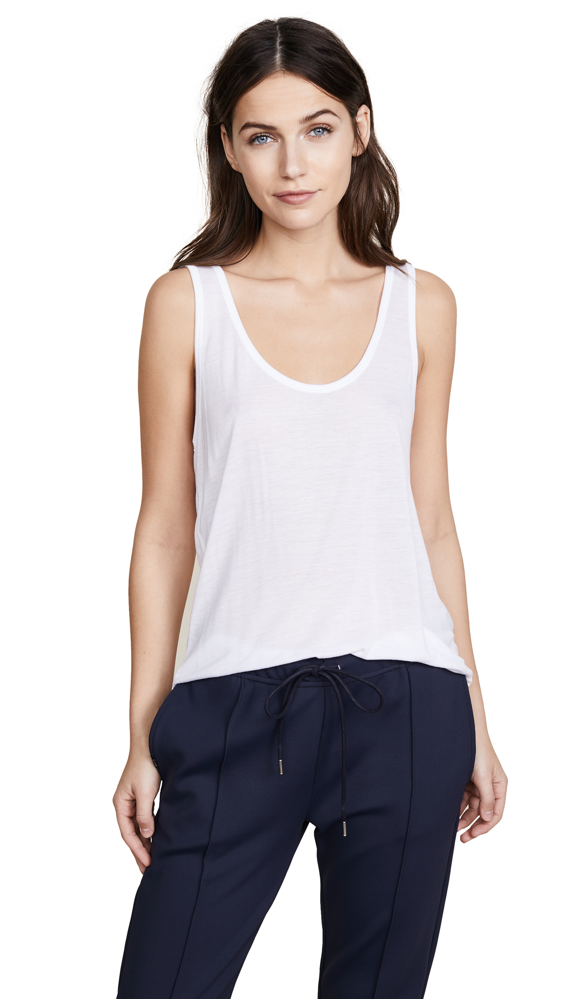 LAGENCE Perfect Tank - White