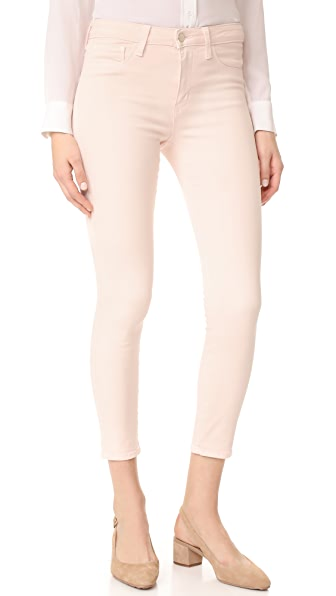 L'AGENCE Margot Skinny Ankle Jeans
