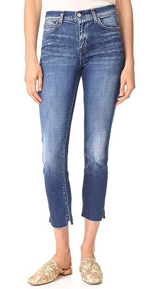 L'AGENCE Nicoline Jeans In Diamond