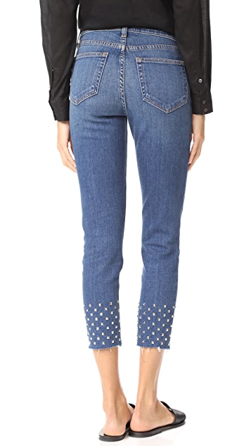 L'AGENCE Angelique French Slim Jeans