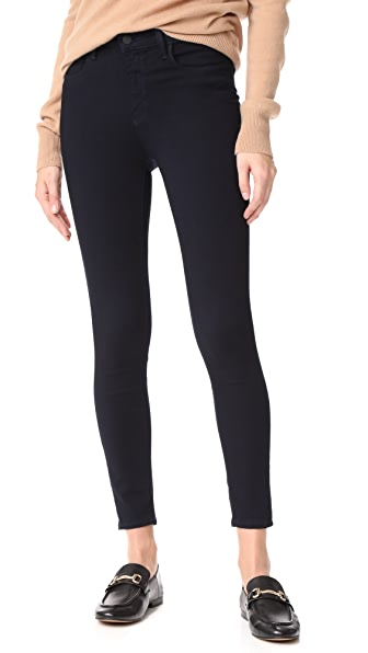 Margot High Rise Lightweight Ankle Skinny Jeans
