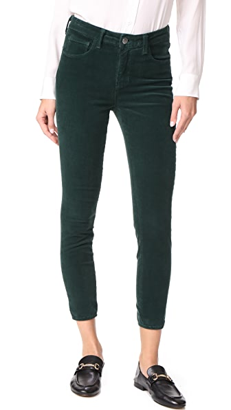 Margot High Rise Ankle Skinny Pants