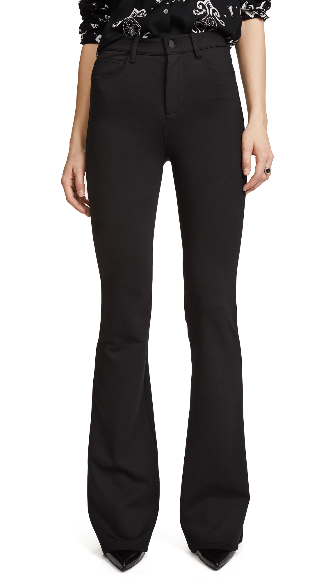 Lola High Rise Bell Bottom Pants