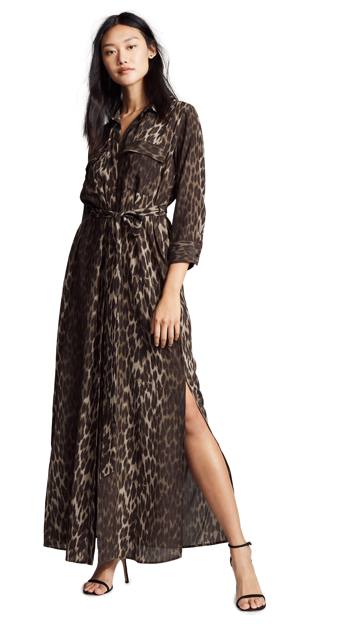 L'AGENCE Cameron Shirtdress