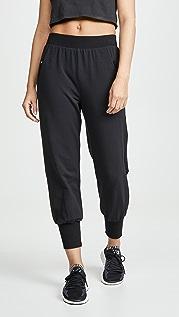 L'AGENCE Спортивные брюки Faye