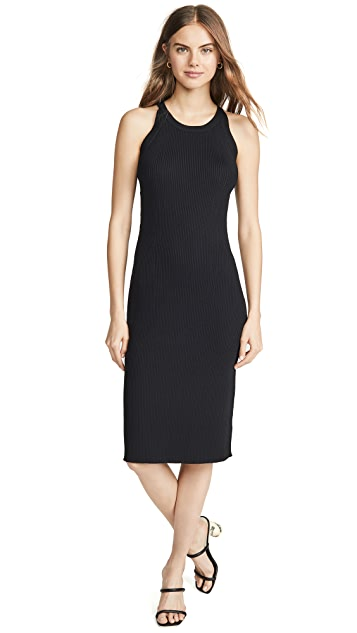 L'AGENCE Aveline Bodycon Dress