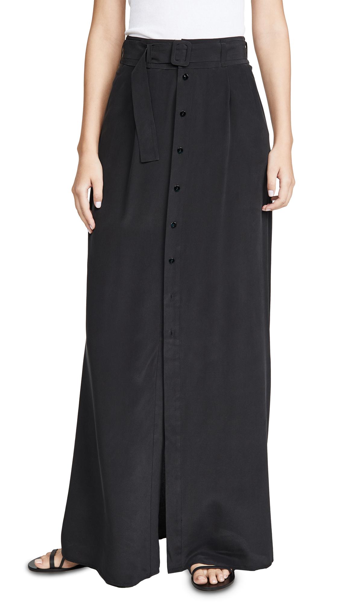 Buy L'AGENCE online - photo of L'AGENCE Bendetta Maxi Skirt