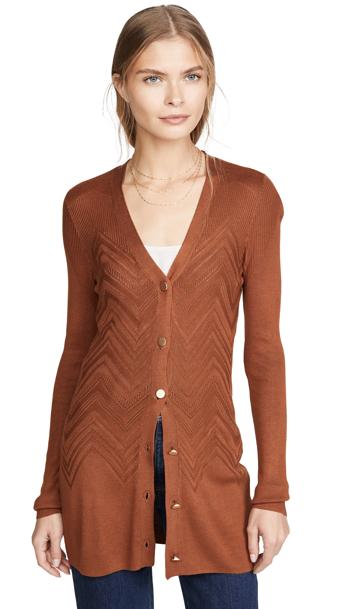 Buy L'AGENCE online - photo of L'AGENCE Millie Cardigan