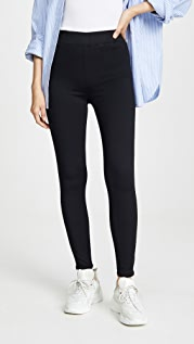 L'AGENCE Rochelle High Rise Pull On Jeans