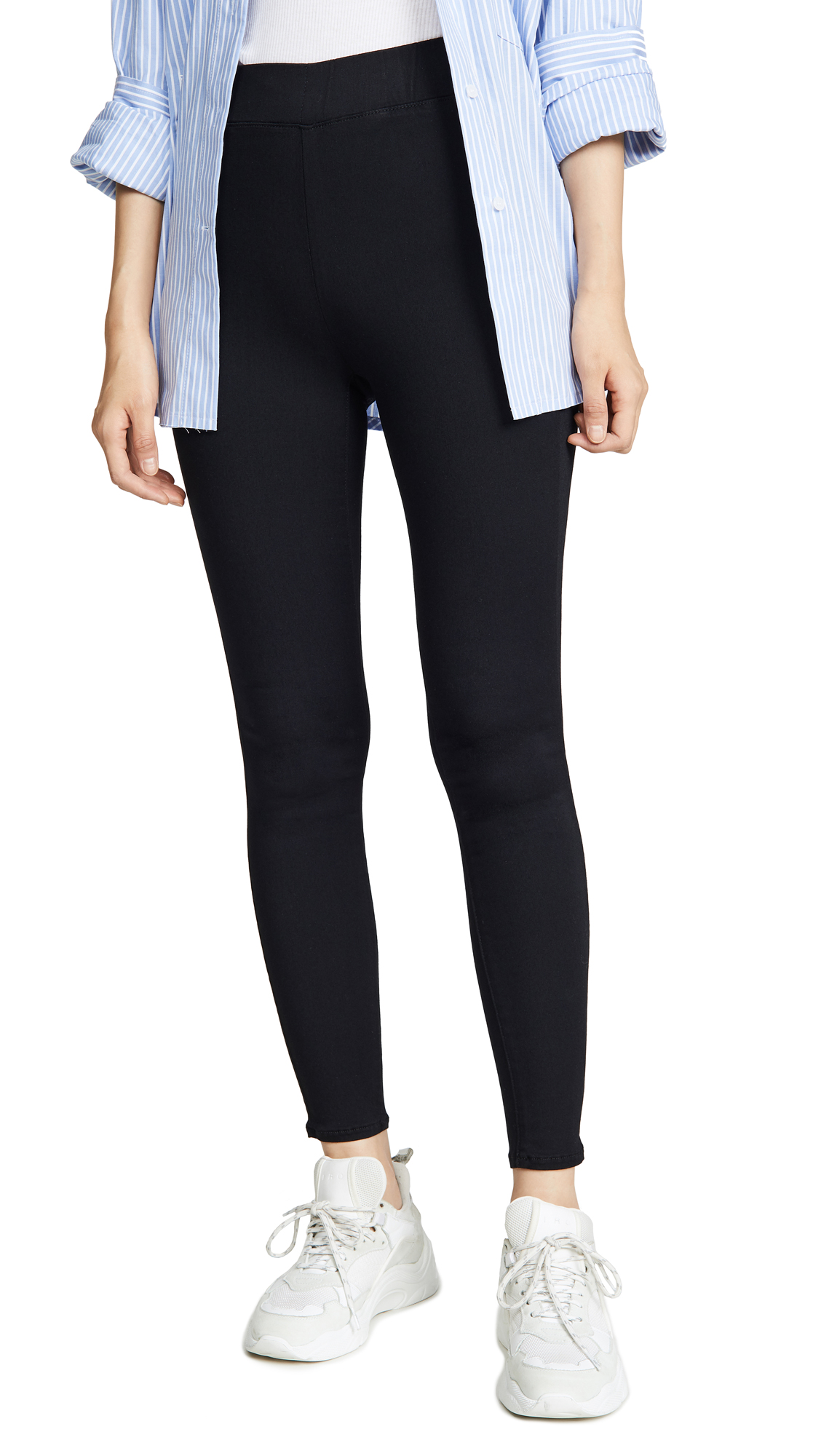 Buy L'AGENCE online - photo of L'AGENCE Rochelle High Rise Pull On Jeans