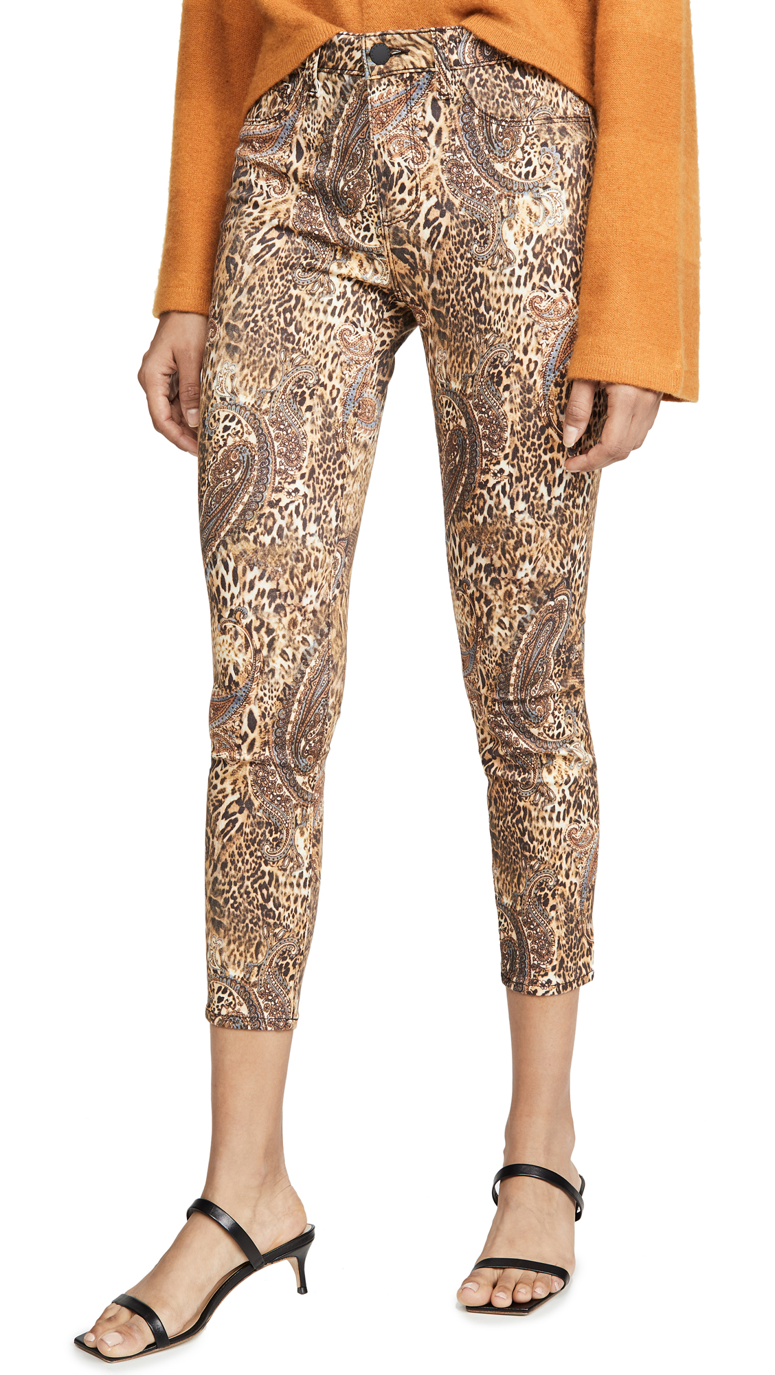 Buy L'AGENCE online - photo of L'AGENCE Margot High Rise Skinny Valencia Jeans
